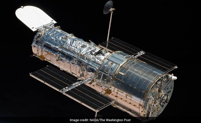 Hubble Space Telescope's main camera stops working