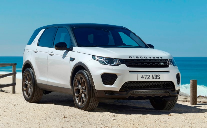 Land Rover offers the Discovery Sport Landmark Edition in three exterior colour options.