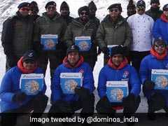 Soldiers At Freezing Siachen Treated To Hot Pizzas On Republic Day