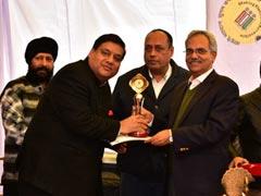 डीएम के महेश बने दिल्ली के सर्वश्रेष्ठ जिला निर्वाचन अधिकारी