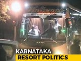 "Video: Congress Moves Karnataka Lawmakers To Resort ""To Protect Them From BJP"""
