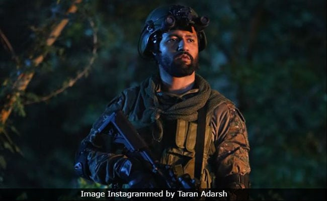 Uri: The Surgical Strike Box Office Collection Day 13 - Vicky Kaushal's Film Crosses 'Lifetime Business' Of Raazi