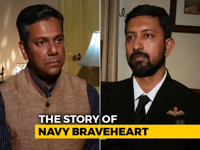 "Video : ""I Will Not Die"": Story Of Navy Braveheart Abhilash Tomy"