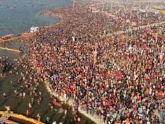 कुंभ में भीड़ के आंकड़ों की बाजीगरी, मकर संक्रांति पर 2 करोड़ लोगों के स्नान करने पर उठे सवाल