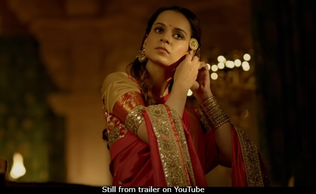 Manikarnika Song Vijayi Bhava: Kangana Ranaut's Battle Prep Will Only Stop At Victory