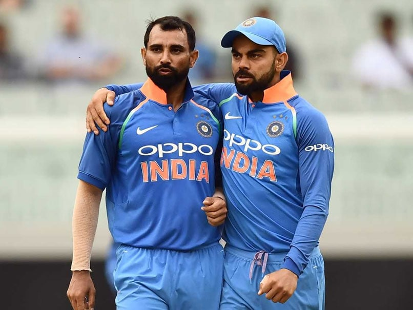 Mohammed Shami wants to win Australia ODI series for Pulwama martyrs