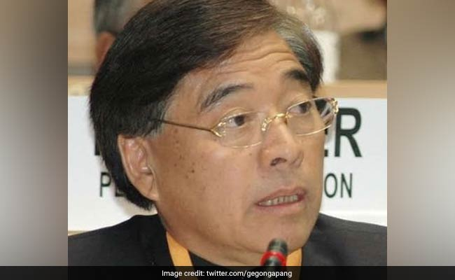 'BJP Now Platform To Seek Power': Ex-Arunachal Chief Minister Quits Party