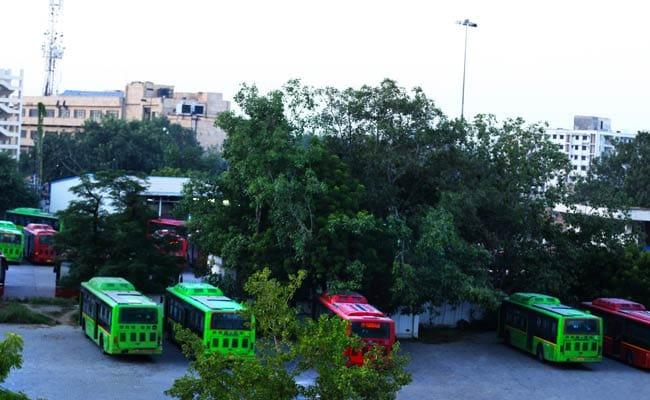 Delhi To Get 7 Modern 'Metro-Like' Bus Terminals