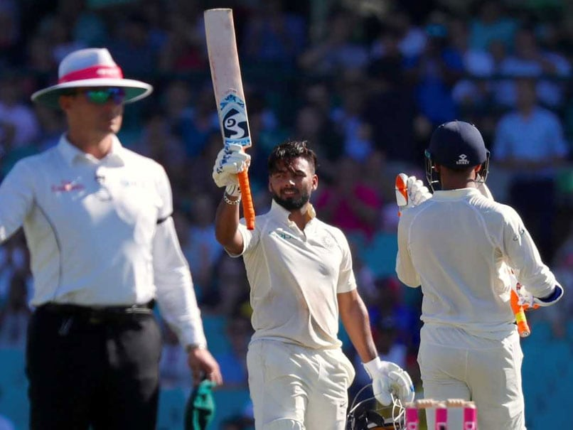 "Rishabh Pant Reveals How He Came Out Of ""Nervous Nineties"" In Sydney Test"