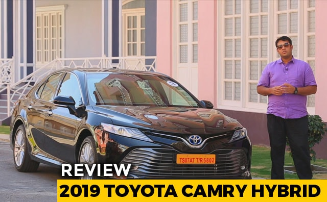 Video : 2019 Toyota Camry Hybrid Review