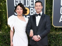 Golden Globes 2019: Hosts Andy Samberg And Sandra Oh Skewer Hollywood Cliches, Mostly Skip Politics