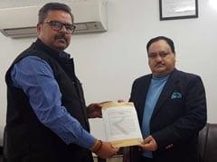 टैक्सपेयर्स एसोसिएशन ने  केंद्रीय मंत्री जेपी नड्डा को सौंपा 'जिम्मेदार अभिभावक विधेयक 2019' का मसौदा