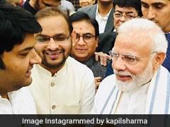 कपिल शर्मा ने पीएम मोदी के सेंस ऑफ ह्यूमर को लेकर किया कमेंट तो खुद को रोक नहीं पाए प्रधानमंत्री...
