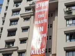 Fumes From Garbage Dump Makes Kolkata Raise Red Flag Against Pollution