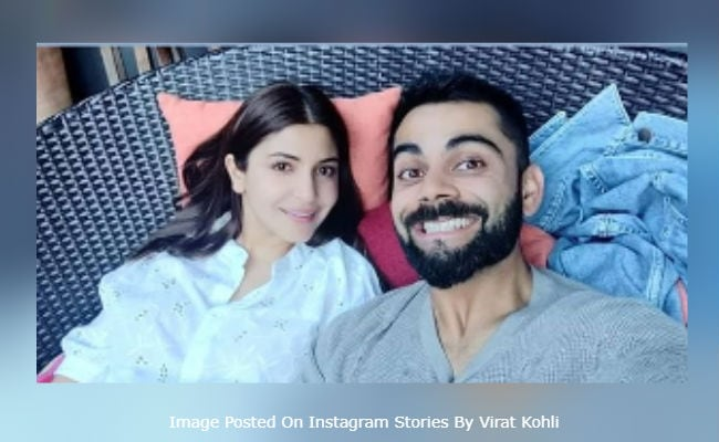 How Lovely Is Virat Kohli's Caption For Pic With Anushka Sharma From New Zealand?