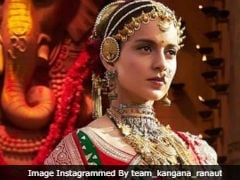 Kangana Ranaut's <i>Manikarnika</i> To Be Screened For President Kovind