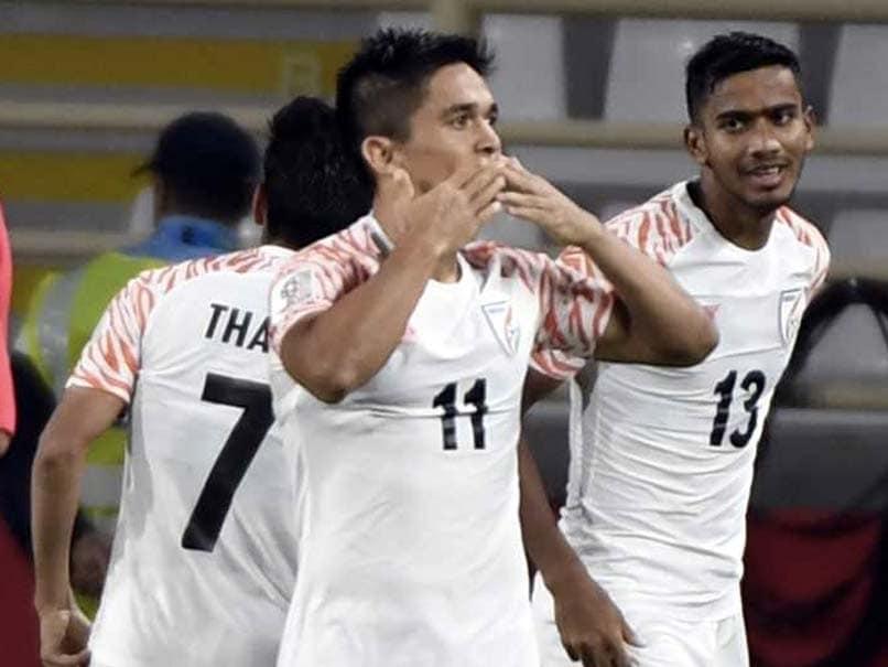 Asian Cup 2019: Win Against Thailand Best Match Of My Career, Says Sunil Chhetri