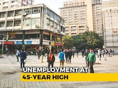 Video: Unemployment Rate Highest In 45 Years, Reveals Stalled Report
