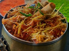 Biryani Lovers, You Have To Try This Unique Char Minar Biryani For A Rich, Heart-Warming Treat