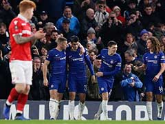 Alvaro Morata Hits Double For FA Cup Holders Chelsea, Gillingham Knock Out Cardiff