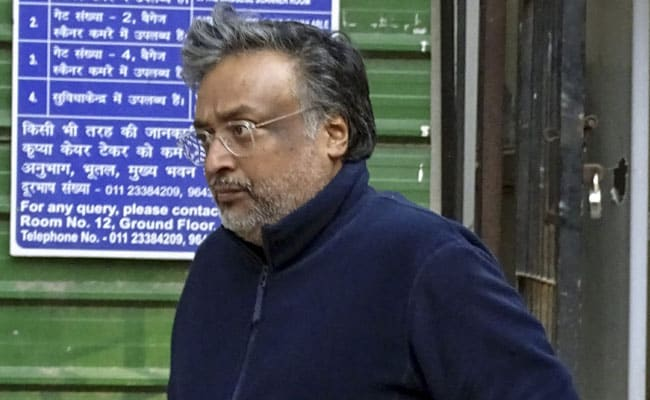 Agusta Case Accused Gautam Khaitan Given Bail In Money Laundering Case