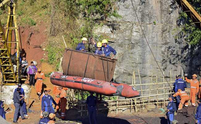 In Meghalaya Mine Rescue Operation, Navy Finds Third Body