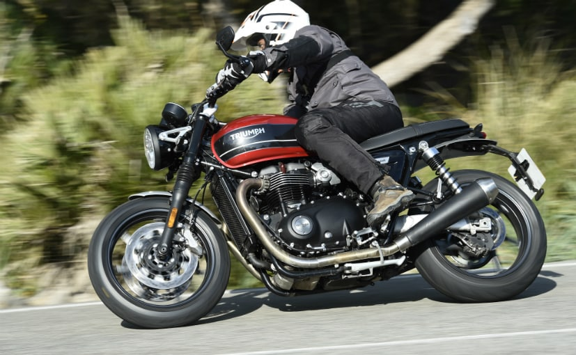 The Triumph Speed Twin is the latest addition to the modern classic family