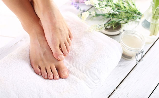 5 Beauty Products For Soft, Smooth Feet This Winter