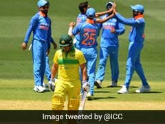 "India vs Australia: ""Weak Link"" Aaron Finch Takes The Blame For Australia"