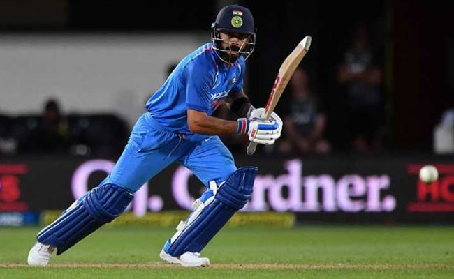 विराट कोहली को न्यूजीलैंड के खिलाफ दो वनडे और T-20 सीरीज के लिये आराम