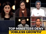 Video : No Data To Back Government's Claim Of Job Creation In The Last 5 Years