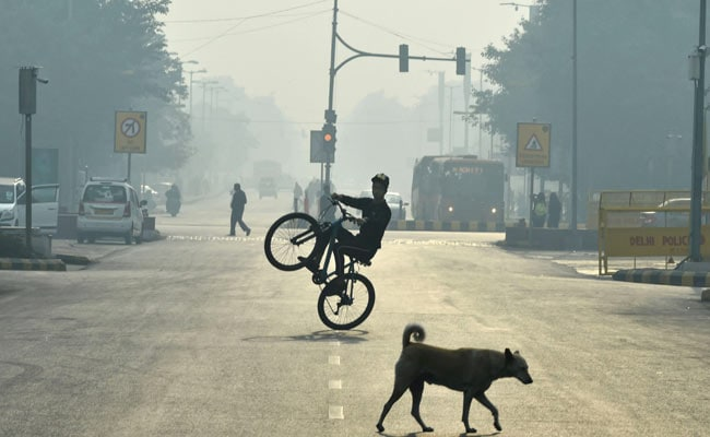 At 28.7 Degrees Celsius, Delhi Records Warmest January Day Since 2012