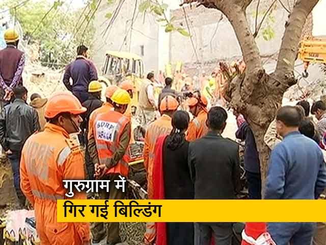 Videos : टॉप न्यूज @ 6: गुरुग्राम में चार मंजिला इमारत गिरी, छह लोग मरे