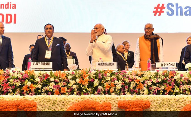 Live Updates: India Aims To Be In Top 50 In Ease Of Doing Business, Says PM Modi