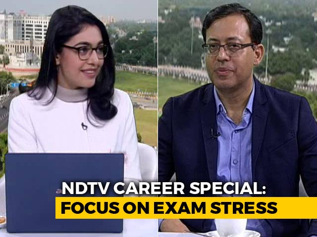 Video : How To Tackle Exam Anxiety
