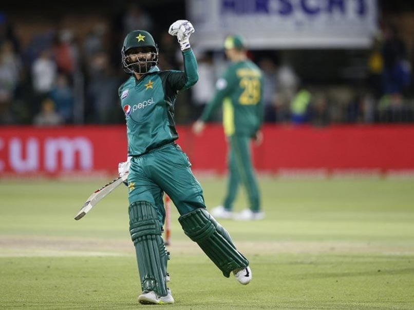 1st ODI: Imam-Ul-Haq, Mohammad Hafeez Steer Pakistan To Victory Over South Africa