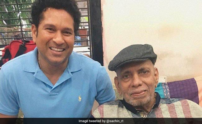 Sena's Message For Sachin Tendulkar Over No State Funeral For His Coach