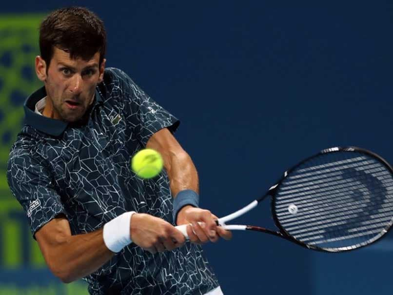 Novak Djokovic Crashes Out Of Qatar Open