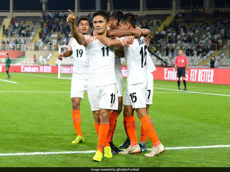 Upbeat India Face Stern Test Against Higher-Ranked UAE In AFC Asian Cup