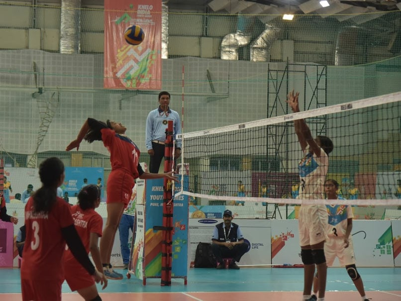 Khelo India Youth Games: Tamil Nadu, West Bengal Girls On Top In Volleyball