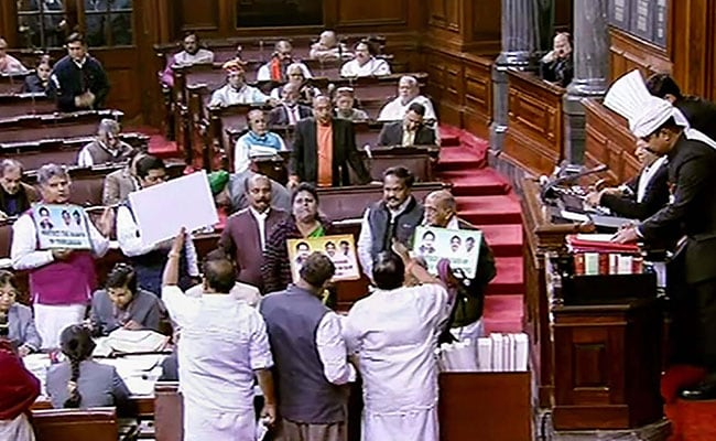 Suspension Of 45 Lok Sabha Lawmakers Likely To Be Revoked