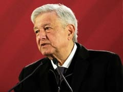 "Will Hold Tariff Talks With Trump ""If Necessary"": Mexico President"