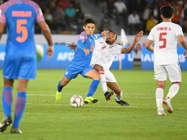 FOOTBALL: India climbs two place up in Fifa Ranking