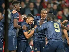FA Cup: Manchester United Beat Arsenal 3-1 To Extend Winning Run