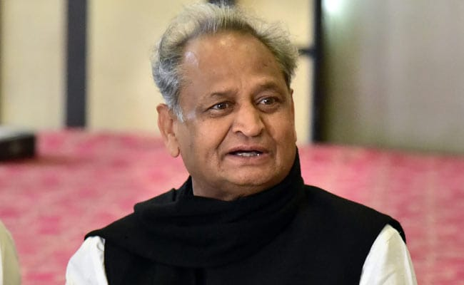 Rajasthan Debt Increased Over Rs 1.70 Lakh Crore In 5 Years: Ashok Gehlot