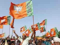 BJP Launches Membership Drive Ahead Of 2021 Bengal Assembly Polls
