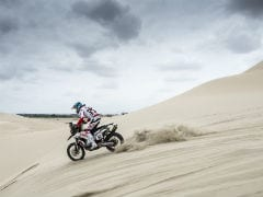 Dakar Rally 2019: Michael, Santosh and Mena Break Into Top 20; Aravind Finishes 70th In Stage 1