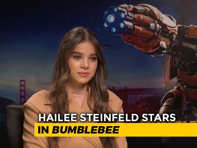 Video : <i>Bumblebee</i> Has A Sense Of Wonder: Hailee Steinfeld
