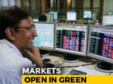 Video : Sensex Gains Over 150 Points, Nifty Above 10,700