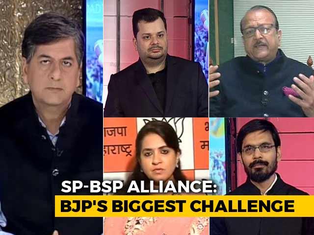 Video : Akhilesh Yadav-Mayawati Tie Up: The Perfect Alliance?